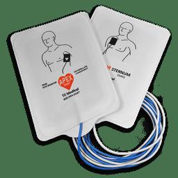 Sterile Defibrillation Electrodes